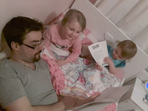 Bedtime stories