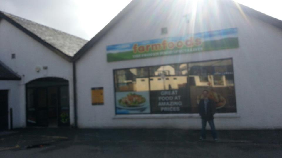 Farmfoods Oban