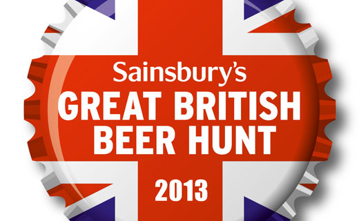 Sainsbury's Great British Beer Hunt 2013